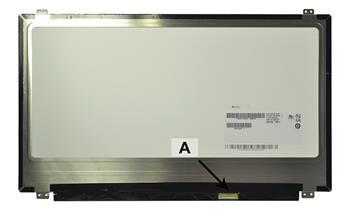 2-Power náhradní LCD panel pro notebook 15.6 1920x1080 Full HD LED lesklý IPS 30pin