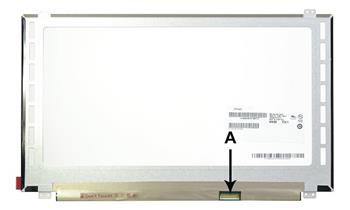 2-Power náhradní LCD panel pro notebook 15.6 1920x1080 Full HD LED matný TN