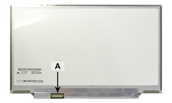 2-Power náhradní LCD panel pro notebook 14 1600x900 WXGA+ LED HD+ matný 40pin