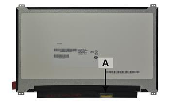 2-Power náhradní LCD panel pro notebook 11.6 1366x768 HD LED lesklý