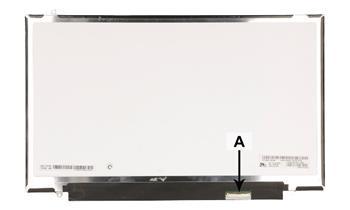 2-Power náhradní LCD panel pro notebook 14 2560x1440 LED QHD matný