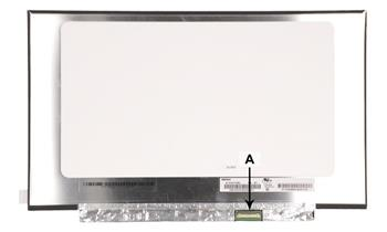 2-Power náhradní LCD panel pro notebook 15.6 HD 1366x768 WXGA LCD Embedded Touc 40pin