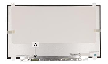 2-Power náhradní LCD panel pro notebook 17.3 1920x1080 WUXGA LED 40 Pin lesklý