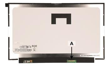 2-Power náhradní LCD panel pro notebook 14.0 1920x1080 FHD IPS matný