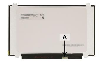 2-Power náhradní LCD panel pro notebook 14.0 Slim 1920x1080 FHD LCD eDP (matný)