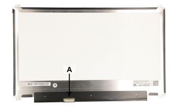 2-Power náhradní LCD panel pro notebook 13.3 WUXGA 1920x1080 FHD LED IPS matný