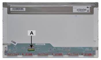 2-Power náhradní LCD panel pro notebook 17.3 1920x1080 Full HD LED matný 40pin