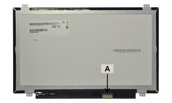 2-Power náhradní LCD panel pro notebook 14.0 WUXGA 1920X1080 LED matný w/IPS 30pin