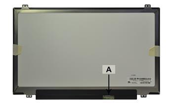 2-Power náhradní LCD panel pro notebook 14.0 WUXGA 1920x1080 LED matný 30pin