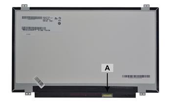 2-Power náhradní LCD panel pro notebook 14.0 HD+ 1600x900 LED matný 30pin