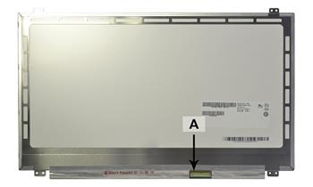 2-Power náhradní LCD panel pro notebook 15.6 1920x1080 WUXGA LED FHD matný 40pin