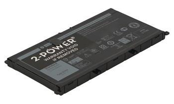 2-Power 6 článková Baterie do Laptopu (náhrada 071JF4) 11,1V 74Wh