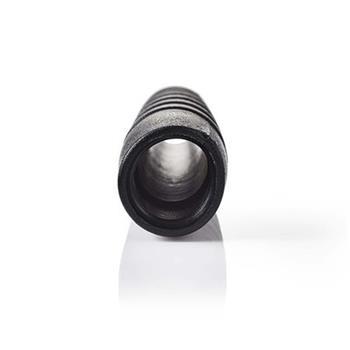 Nedis CVGP01960BK - BNC Krytka   pro Kabely RG58 - 10 kusů   Černá barva