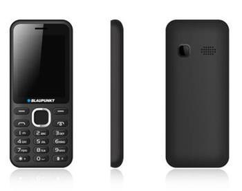 Blaupunkt FM 02 Black/2.4´´/SD/2xSIM/0,3MPx/800mAh