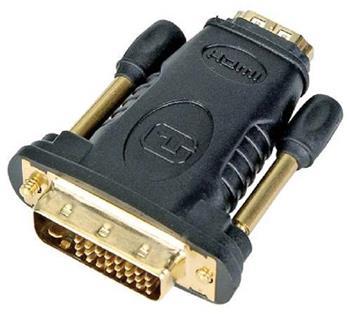 PremiumCord Adapter HDMI A - DVI-D, F/M