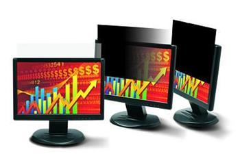 3M Černý privátní filtr na LCD 24.0' widescreen 16:10 (PF24.0W)
