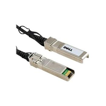 Dell Networking Cable 40GbE (QSFP+) to 4 x 10GbE SFP+ Passive Copper Breakout Cable 3 Meters Customer Install