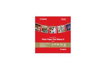 Canon fotopapír PLUS PP-201 - Square 9x9cm (3,5x3,5inch) 20 listů - lesklý