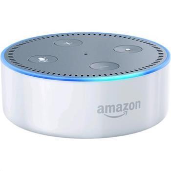 Amazon Echo Dot, hlasový asistent 2. generace, bílý