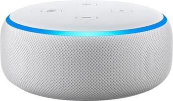 Amazon Echo Dot, hlasový asistent 3. generace, bílý