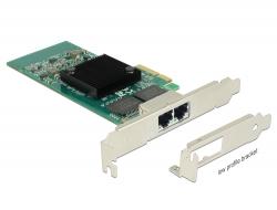 Delock PCI Express Card > 2 x Gigabit LAN