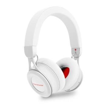 ENERGY Headphones BT Urban 3 White, Bluetooth sluchátka s hlubokými basy, mikrofonem a ovládacími tlačítky, 116±3dB