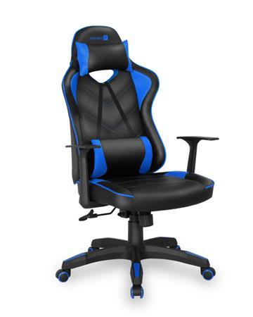 CONNECT IT LeMans Pro herní křeslo, modré