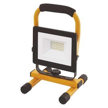 Emos Reflektor LED 20W/170W přenosný, NW neutrální bílá, IP65, 1600 lm