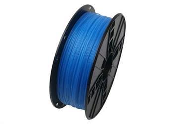 GEMBIRD Tisková struna (filament) GEMBIRD, PLA, 1,75mm, 1kg, luminiscenční modrá