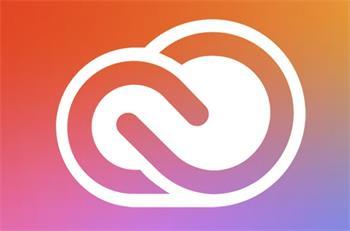 Adobe Acrobat Pro DC MP ENG COM NEW L-1 1-9 (1 měsíc)