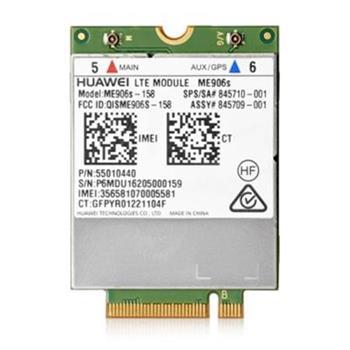 HP lt4132 LTE/HSPA+ 4G WWAN (Macan) - 600G4, 700/800G5, ZBook G5
