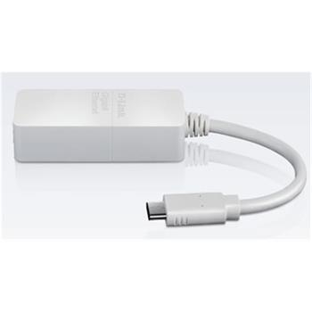 D-Link DUB-E130 USB-C to Gigabit Ethernet Adapter