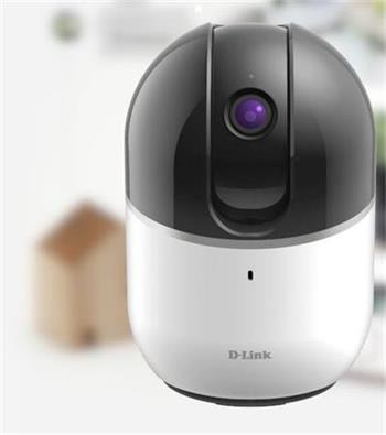 D-Link DCS-8515LH HD Pan & Tilt Wi-Fi Camera