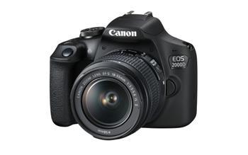Canon EOS 2000D BK 18-55 IS+50 1.8S EU26