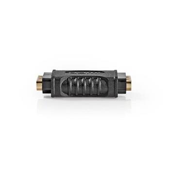 Nedis CVGB34900BK - HDMI™ Adaptér   HDMI Zásuvka - HDMI Zásuvka   Černá barva