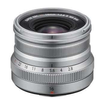 Fujifilm FUJINON XF16MMF2.8 R WR - silver