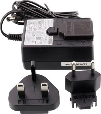 D-link PSM-12V-55-B 12V 3A PSU Accessory Black (Interchangeable Euro/ UK plug)