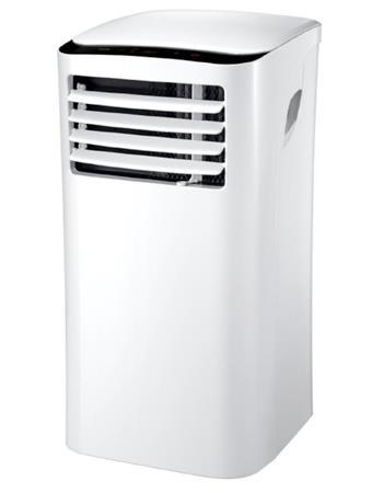 Klimatizace Midea/Comfee MPPH-07CRN7 mobilní, do 25m2, 7000BTU, odvlhčování 43l/24h, dálkové ovládání