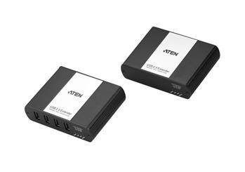Aten 4-Port USB 2.0 Cat 5 Extender over LAN