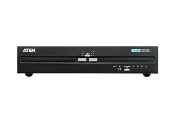 Aten 2-Port USB HDMI Dual Display Secure KVM Switch (PSS PP v3.0 Compliant)