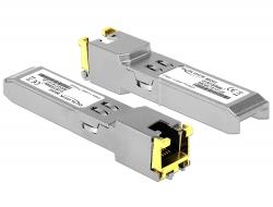 Delock SFP Module 10/100/1000Base-T RJ45