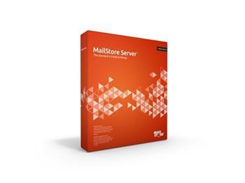 MailStore Server Starter Kiprofor up to 5 uživatelů na 1 rok