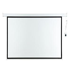 Elektrické projekční plátno AVELI, 175x131 (4:3) (86