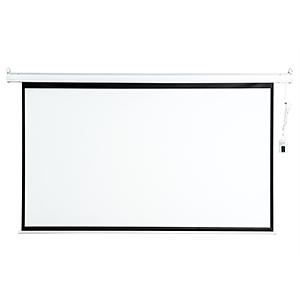 Elektrické projekční plátno AVELI, 221x125 (16:9) (100