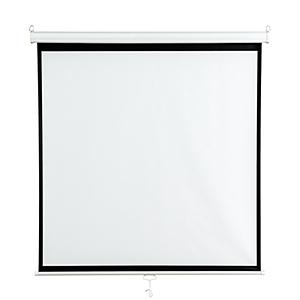 Nástěnné projekční plátno AVELI 152x152cm (1:1)