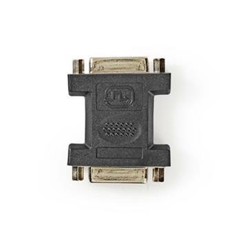 Nedis CCGP32950BK - Adaptér DVI | DVI-I 24+5-pin Zásuvka | DVI-I 24+5-pin Zásuvka | Černá barva