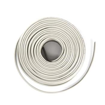Nedis CCBGFTP6GY305 - Síťový kabel CAT6 F/UTP | Lankový - 305 m | Šedá barva