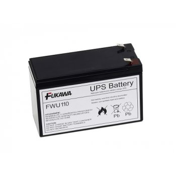 akumulátor FUKAWA FWU110 náhrada za RBC110