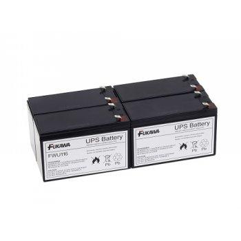 akumulátor FUKAWA FWU116 výmenná sada za RBC116