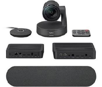 Logitech Rally plus set - Ultra-HD ConferenceCam s automatickým ovládáním kamery
